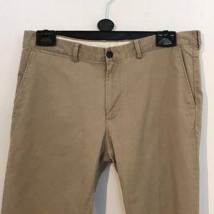 Frand and Oak chino pants